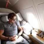 これが240万円もする飛行機のファーストクラスだ!エミレーツ航空のVIP席を詳細レポート