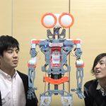 メカノイドG15KSと話してみよう!ロボットの暴走に大爆笑!