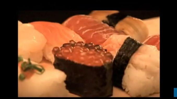 寿司屋のメチャクチャなマナー動画