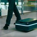 スーツケースが自走!重たい荷物も楽に運べて旅行が快適に