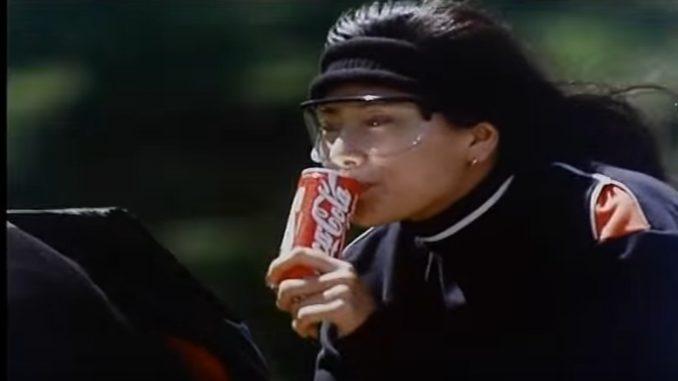 バブル絶頂期のコカ・コーラCM
