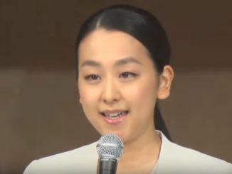 現役引退について語る浅田真央