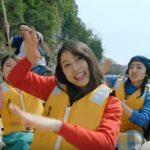 土屋太鳳のかわいさ弾ける!西武鉄道の新CM「ちちんぶいぶい2017年春夏」編
