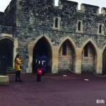 粋な計らい!英国ウィンザー城の近衛兵が素敵すぎる