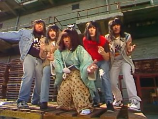 80年代サウンドをオマージュしたレキシの「KATOKU」