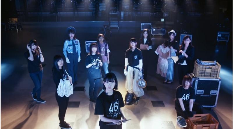 乃木坂46の2期生たち